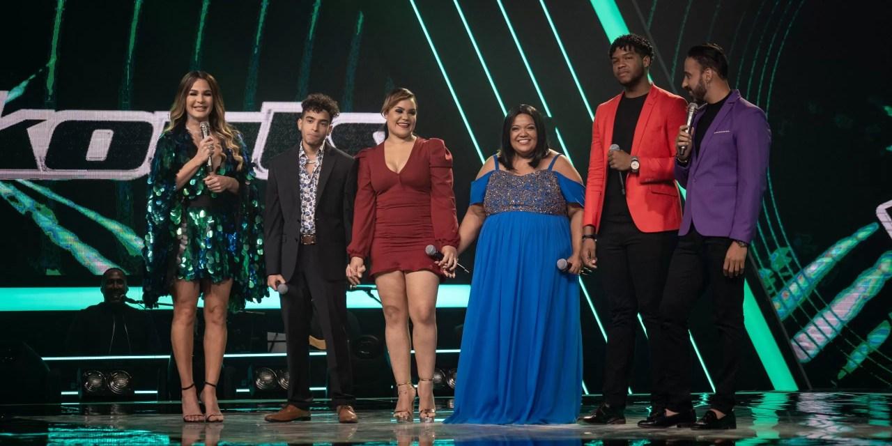 Final de Knockouts  dan paso a semifinales en The Voice Dominicana