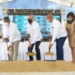Abinader dará otro primer palazo