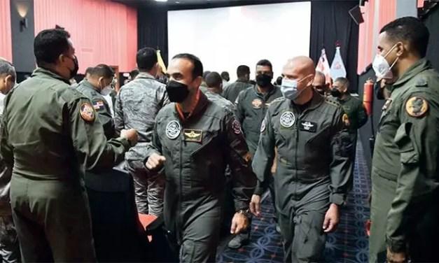 Operación Zeus: aviones de RD y Colombia activos