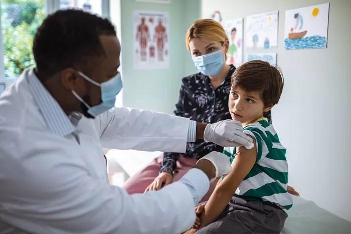 RD: Niños a partir de los 5 años serán vacunados antes de finalizar el año contra covid