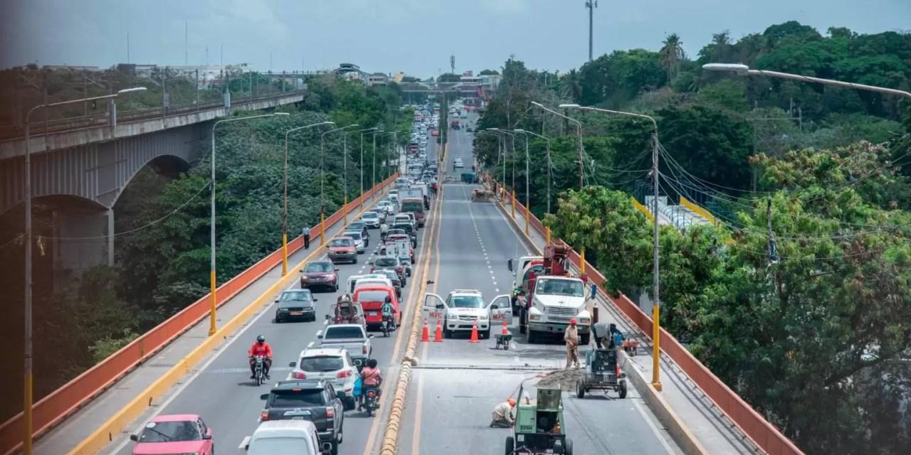 MOPC informa cierre para reparación del puente Francisco J. Peynado