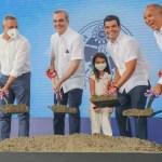 Gobierno inicia construcción de obras por RD$500 millones en provincia Duarte