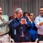 Leonel realizará juramentaciones este domingo en San Cristóbal