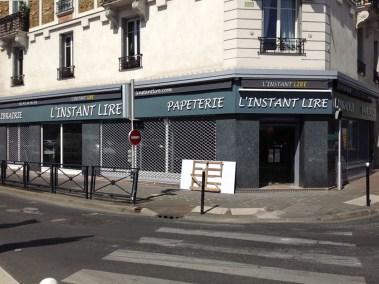 DOYEN ENSEIGNE L'INSTANT LIRE 1