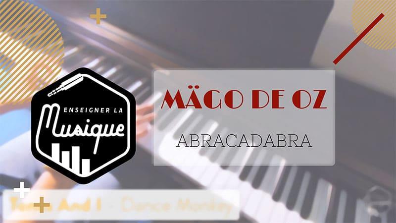 """Image de lien YouTube pour Abracadabra de Mägo de Oz pour l'article """"Le Mode mineur : Partie 1 : La gamme mineure naturelle"""""""