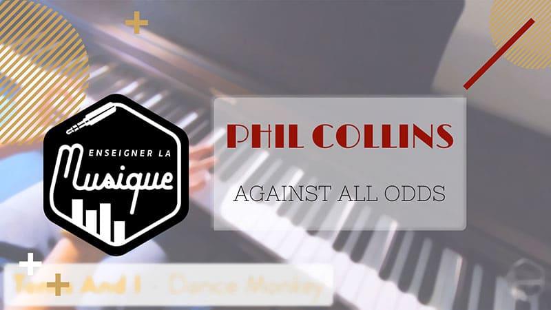 """Image de lien YouTube pour Against All Odds de Phil Collins pour l'article """"Le Mode mineur : Partie 1 : La gamme mineure naturelle"""""""