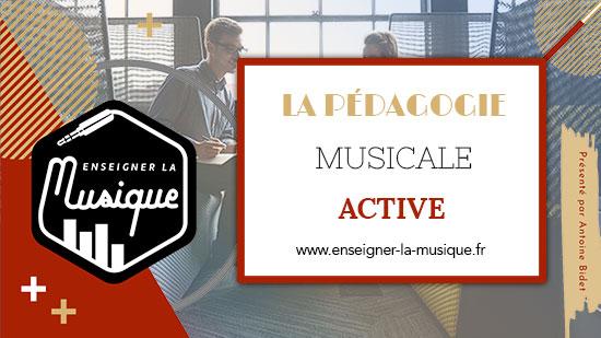 La Pédagogie Musicale Active 👨🏫