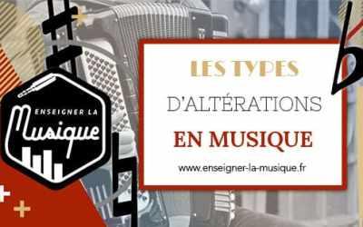 Les Altérations En Musique 🎹