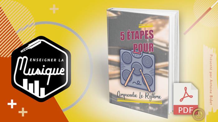 Bonus 4 - 5 Étapes Pour Comprendre Le Rythme