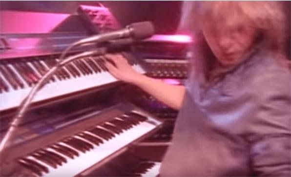 """Image extraite du clip The Final Countdown d'Europe pour l'article """"Bien Choisir Son Clavier"""""""