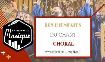 Les bienfaits du chant choral - Enseigner La Musique