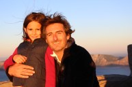 Candice et Victor Crater Lake