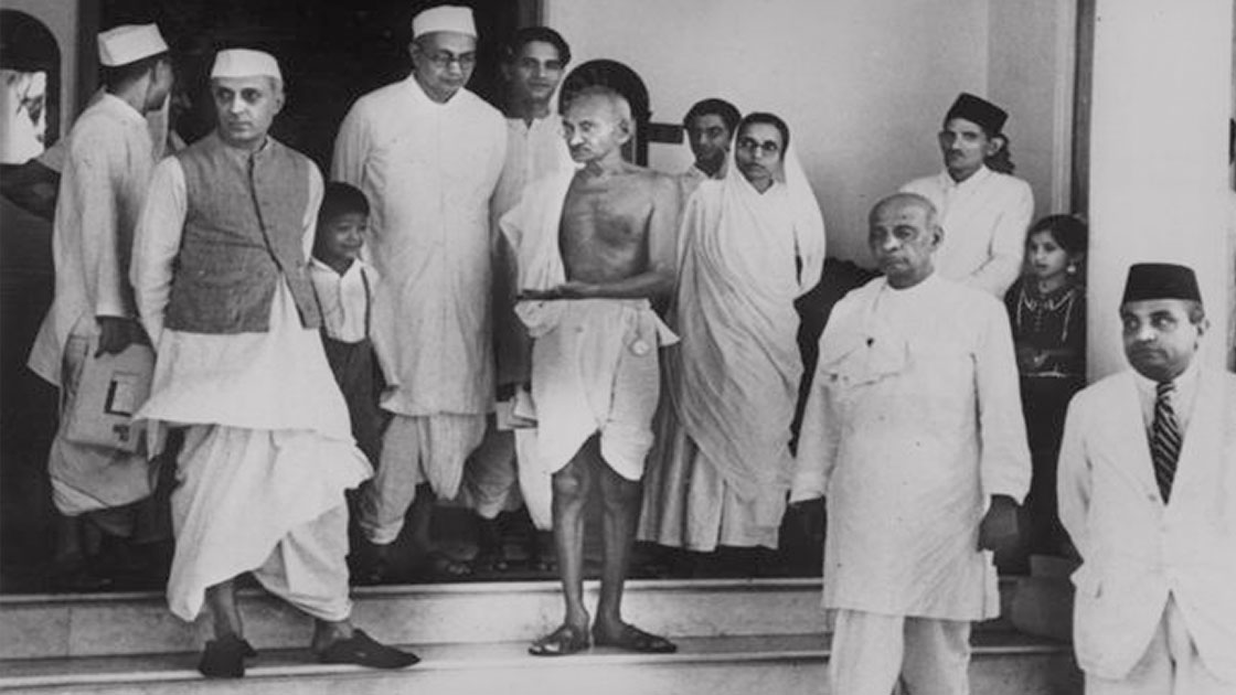 Four questions Gandhi asked of himself, and all of US