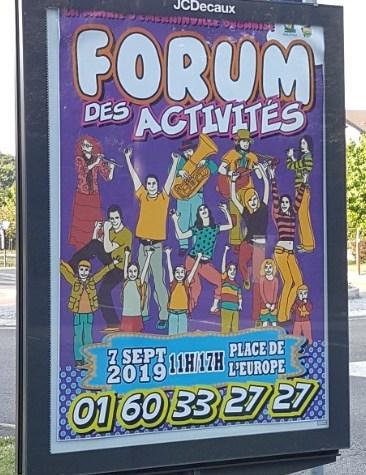 Exit le Forum des Associations à Emerainville
