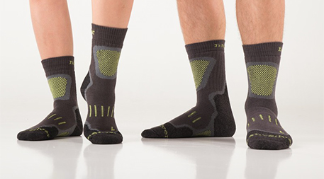Nanosilver socks