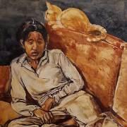 1974 Portrait of Dana Miller