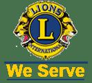 Lions Club logo