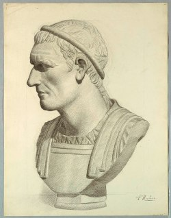 708px-Drawing,_Bust_of_a_Roman_Senator_(rendering_from_a_plaster_cast),_April_1910_(CH_18437645)