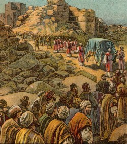 The_Capture_of_Jericho_(Bible_Card)