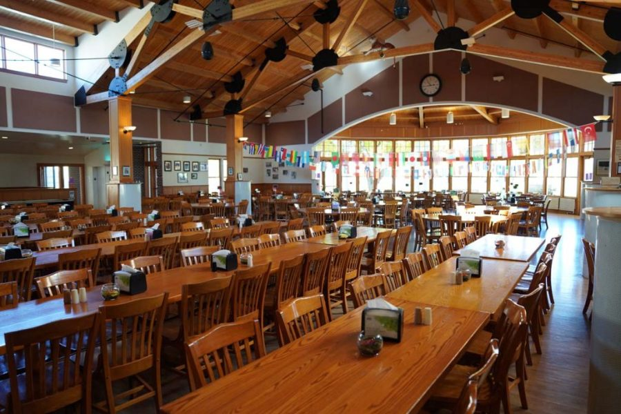Wasatch Academy Cafeteria