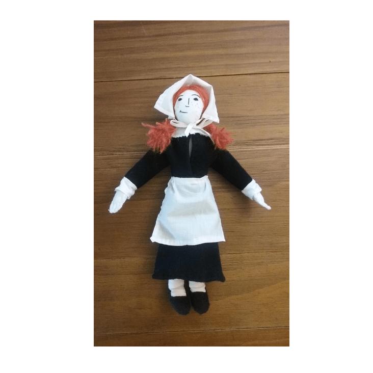 LG Pilgrim Doll Square Web