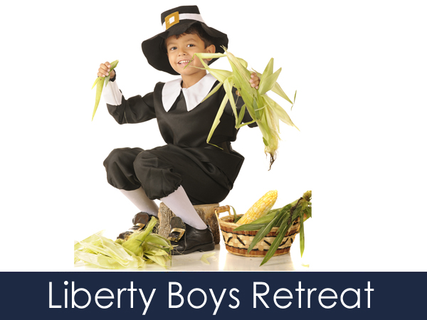 Liberty Boys Retreat