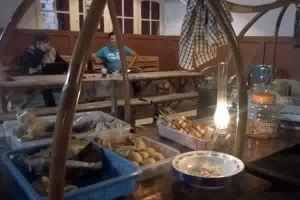 Asal-usul HIK, Wedangan Angkringan Jogja at Rumah Blogger Indonesia RBI SOlo