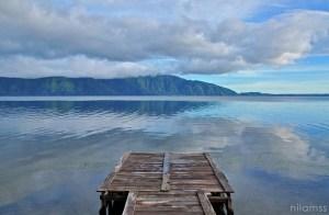 Lokasi Wisata Lampung, Danau Ranau, Tempat Wisata Lampung