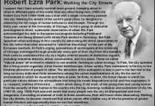 Robert Erza Park: Walking the City Streets