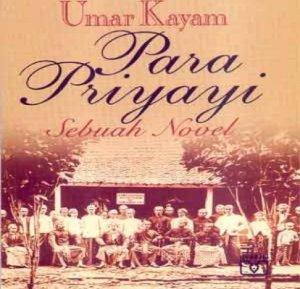 Sebuah Novel Karya Umar Kayam, Para Priyayi