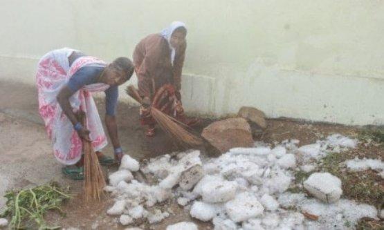 Hailstorms Mematikan Bangladesh 1986
