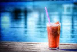 cocktail minuman soda