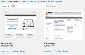Cara Install theme WordPress