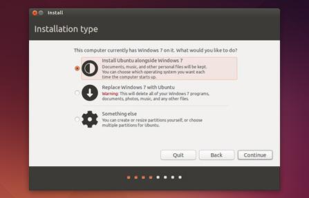 Cara Install Ubuntu terbaru