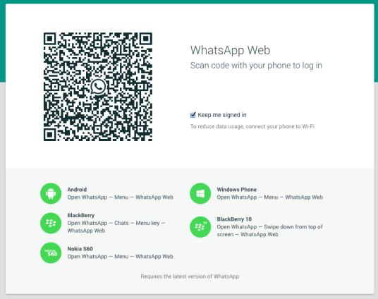 Install WA Web