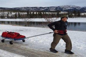Hendra Wijaya: Orang Indonesia Pertama Yang Berlari Hingga Mencapai Kutub Utara