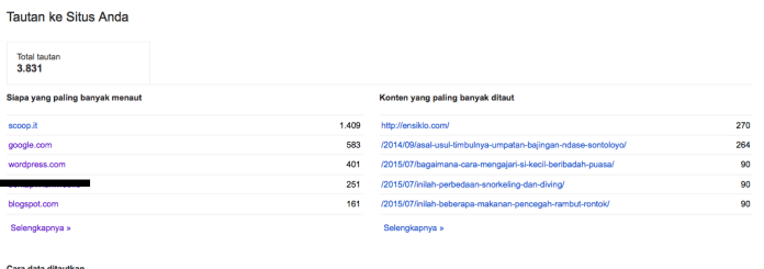 Menghapus backlink ke blog 2