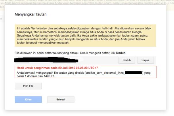 menghapus backlink dari website lain 1