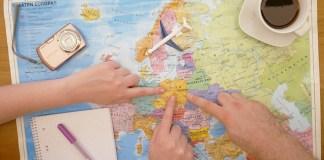 rencana perjalanan wisata