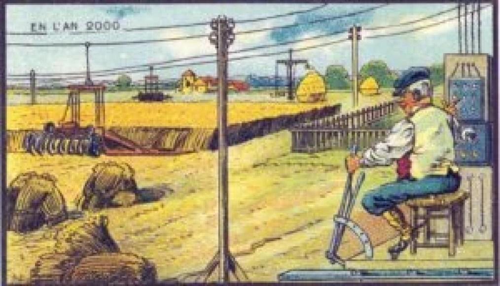 Trabalho rural, Jean Marc Cótè, 1899