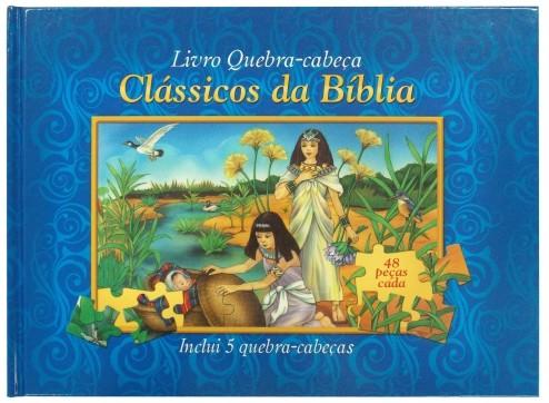 Livro Quebra-cabeca-Classicos-Biblia 001