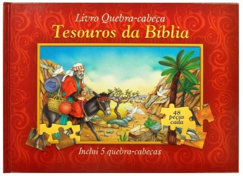 Livro Quebra-cabeca-Classicos-Biblia 002