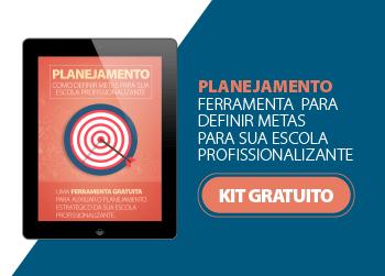 Kit Planejamento Estratégico para Escolas Profissionalizantes
