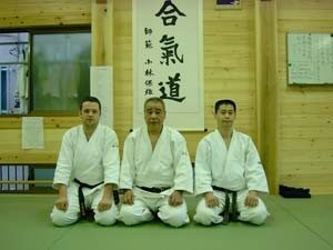 Instructor Jeff Koba Hiro