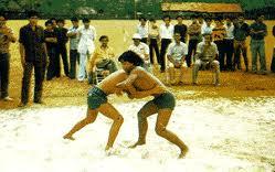 Inbuan Wrestling
