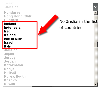 payoneer suspended in india