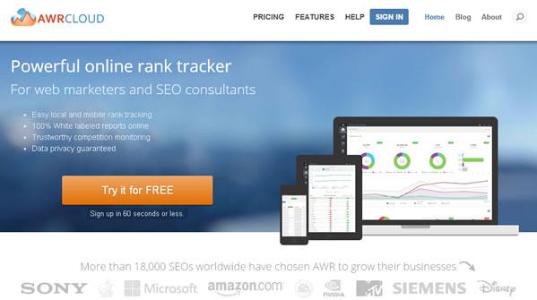 webmeup replacement - advanced web ranking