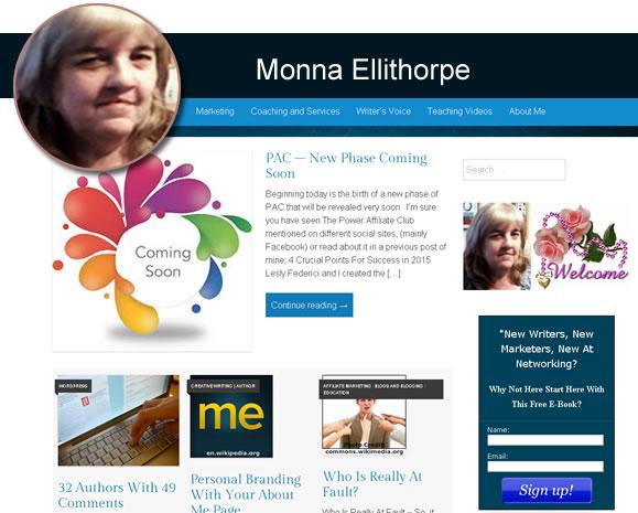 Monna Ellithorpe