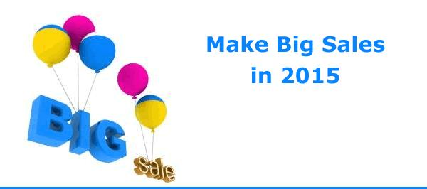boost sales 2015