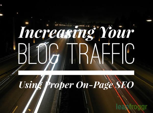 Increase Targeted Traffic